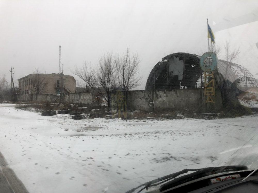 Промзона Авдіївка